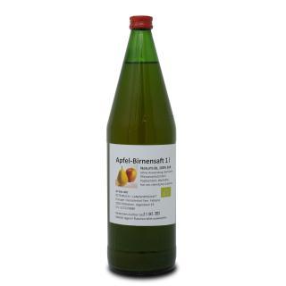 Apfel-Birnensaft Demeter