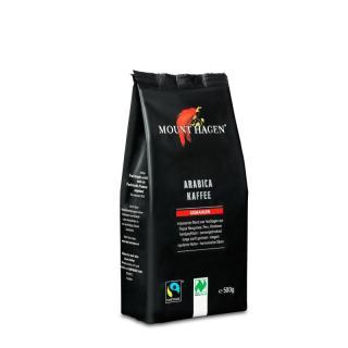 BIO Arabica Kaffee, gemahlen