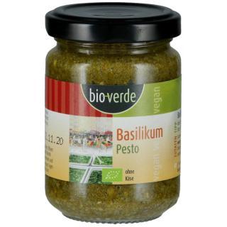BIO Basilikum Pesto