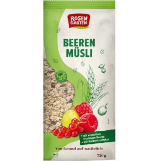 BEEREN-MÜSLI