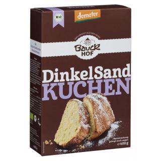 BAK Dinkel-Sandkuchen Backmischung