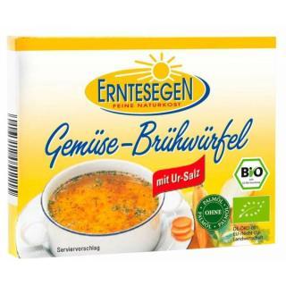 BIO Gemüse Brühwürfel