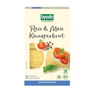 BIO Reis & Mais Knusperbrot