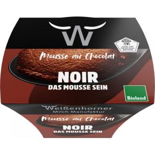 BIO Mousse au chocolat noir