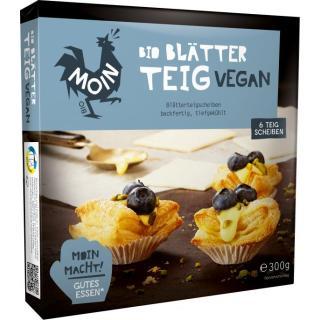 BIO Blätterteig vegan