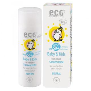 Baby & Kids Sonnencreme LSF 50+ neutral Bio