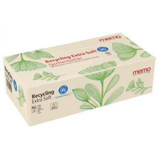 Recycling Extra Soft Taschentücher in Box