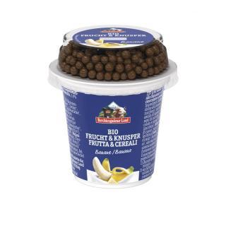 BIO Frucht & Knusper Joghurt Banane