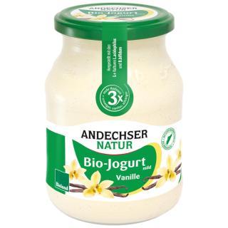 BIO Joghurt Vanille