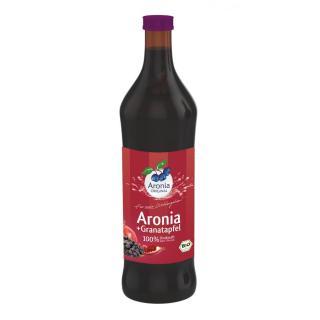 Aronia + Granatapfel Saft