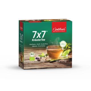 BIO 7x7 Kräuter Tee (Beutel)