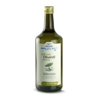 Olivenöl nativ extra, Selection, bio  1l
