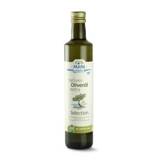 Olivenöl nativ extra, Selection