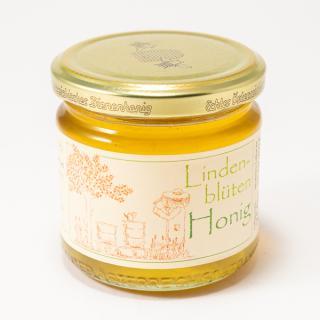 BIO Blüten- mit Lindenblüten Honig (705)
