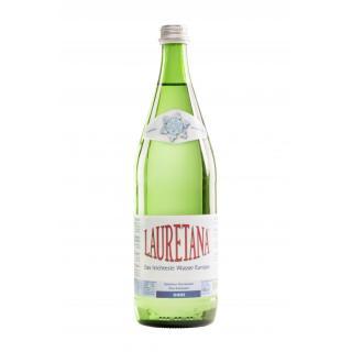 Lauretana still, 1l  Flasche