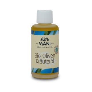 Bio Oliven Kräuteröl