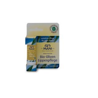 Bio Oliven Lippenpflege