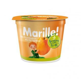 BIO Fruchtjoghurt Marille