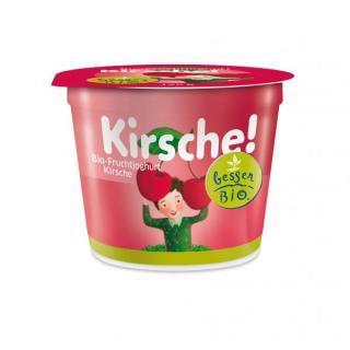 BIO Fruchtjoghurt Kirsche