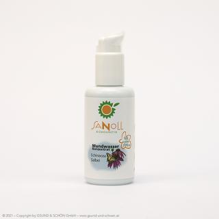 BIO Mundwasser Konzentrat Echinacea Salbei