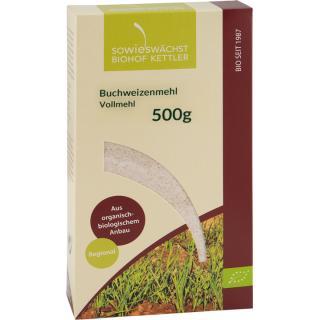 BIO Buchweizenmehl