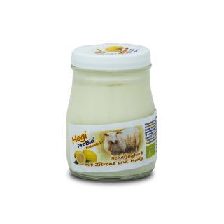 BIO Schafjoghurt ProBio Zitrone