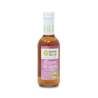 RosenBlüten Sirup bio